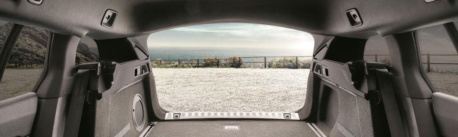 Magic Flat: Nuevo Peugeot 508 SW, referente en modularidad