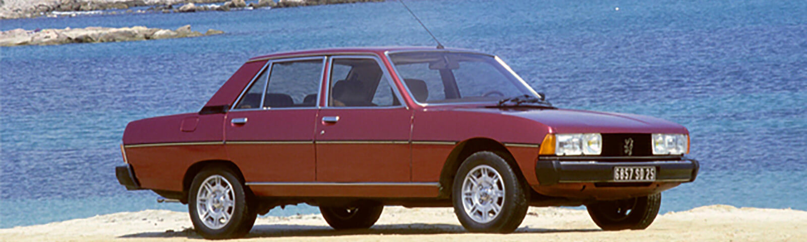 Seis clásicos Peugeot en la 44ª edición de Rétromobile