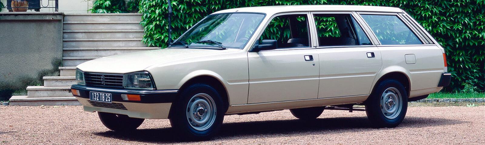 """Se cumplen 40 años del Peugeot 505: un """"coche mundial"""""""