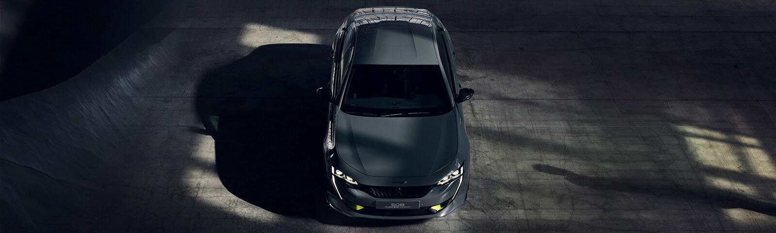 Concept 508 Peugeot Sport Engineered: máximas prestaciones
