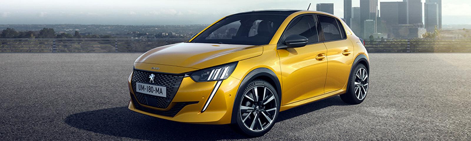 Nuevo Peugeot 208, con motorización 100% eléctrica
