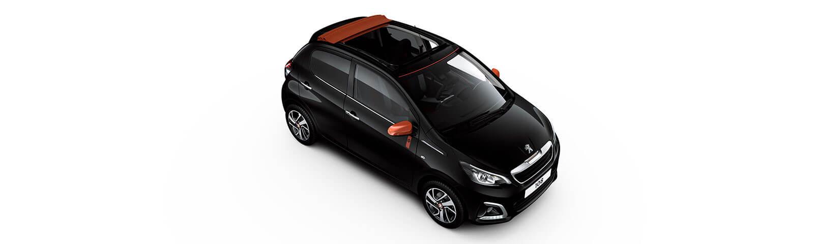 El Peugeot 108 TOP! Su cita con el tenis en Roland Garros