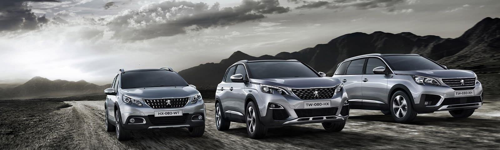 Peugeot, líder de ventas en España durante el primer trimestre de 2019