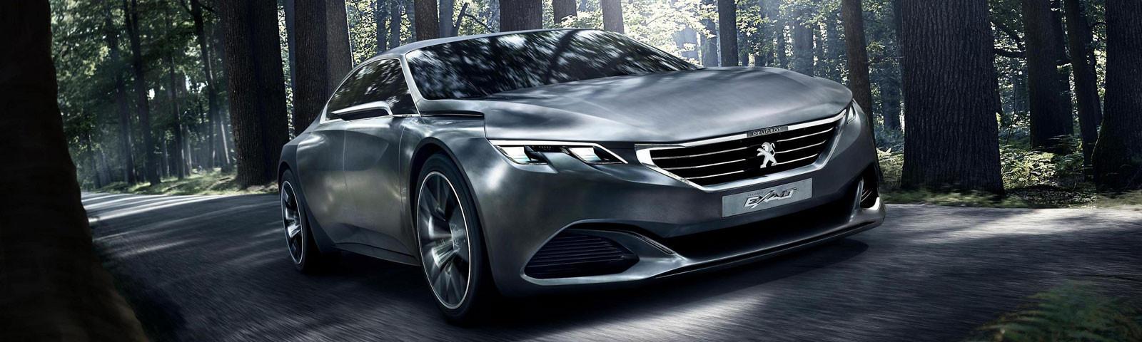 Concept-cars de Peugeot: conectividad, electrificación y conducción autónoma