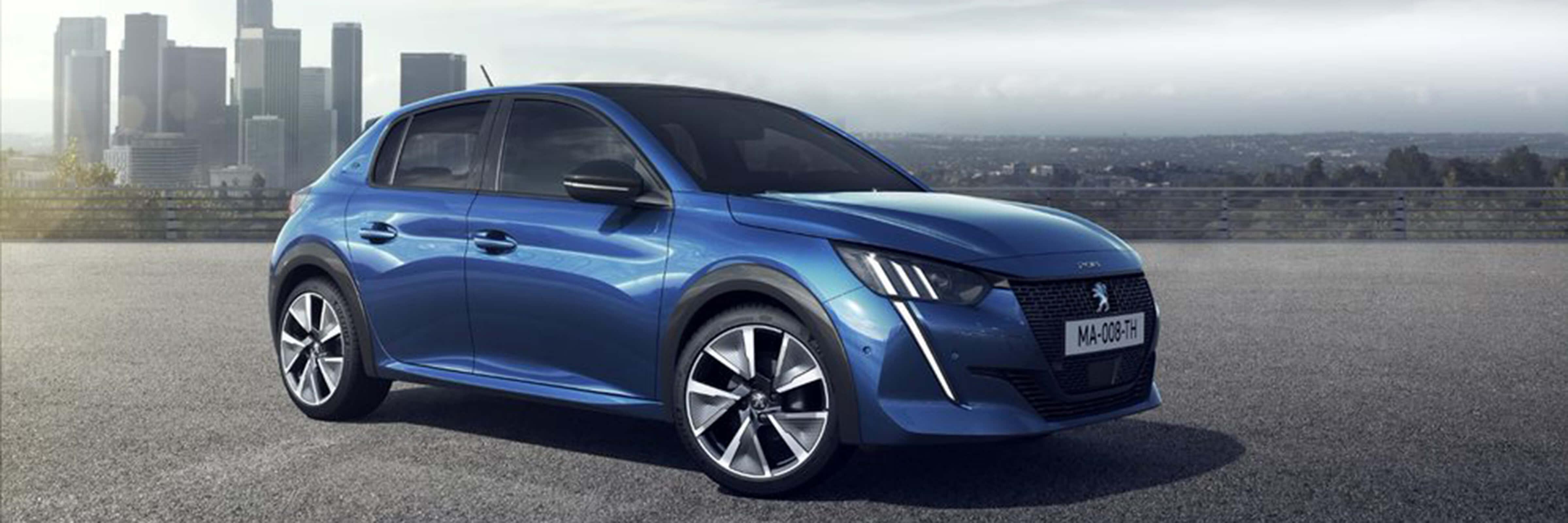 Nuevo Peugeot e-208: descubriendo el mundo eléctrico