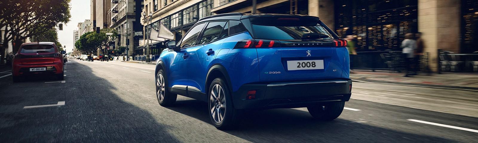 Nuevo SUV Peugeot 2008, electrificación hecha realidad