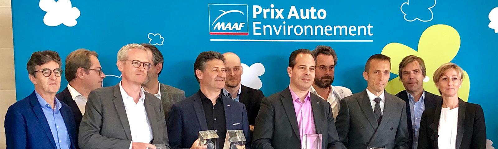 El nuevo Peugeot 508 consigue dos premios medioambientales MAAF 2019