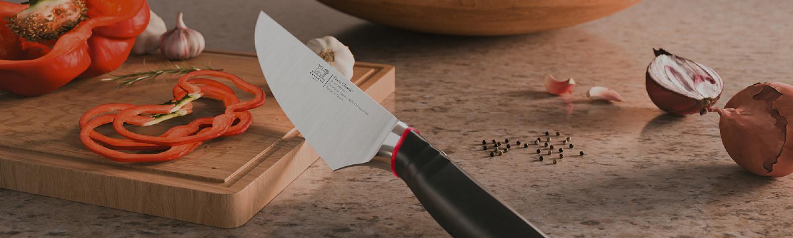 Peugeot Saveurs lanza una nueva gama de cuchillos para los cocineros exigentes