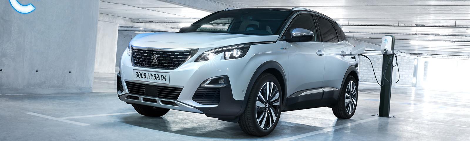 Peugeot muestra su nueva visión de la movilidad en Expoelectric Barcelona