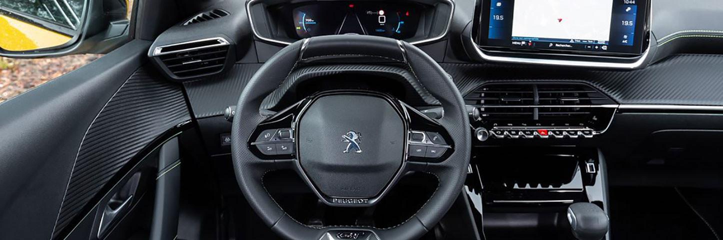 Los Nuevos Peugeot 208 y 2008 estrenan nueva generación del Peugeot i-Cockpit®
