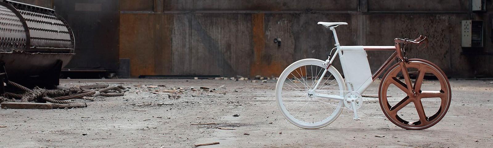 El Peugeot Design Lab crea la bicicleta de carreras más bella del mundo