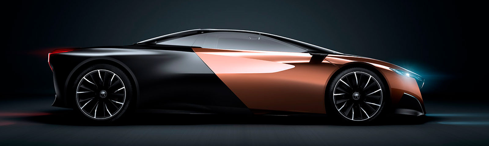 Concept cars PEUGEOT, laboratorio de ideas