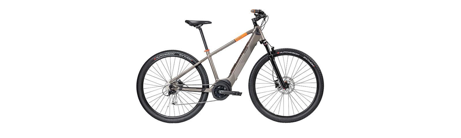 PEUGEOT Cycles lanza su gama de bicicletas eléctricas Crossover