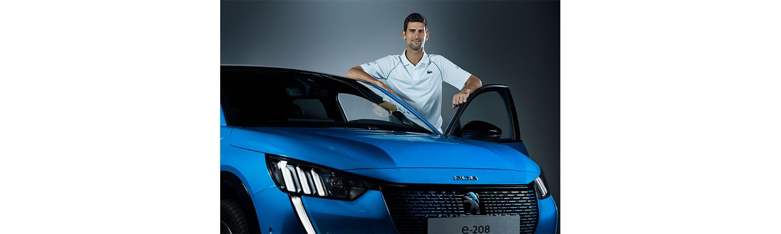 PEUGEOT, protagonista de la reducción de emisiones de CO₂ del torneo de Roland-Garros 2020