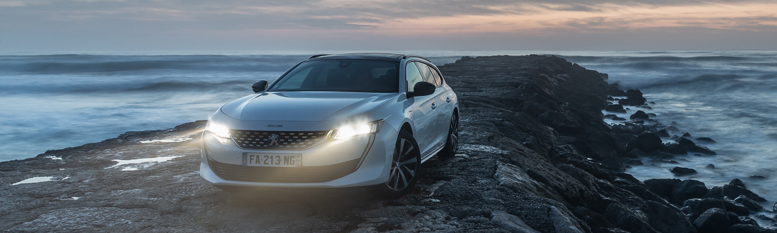 "PEUGEOT 508 con ""NIGHT VISION"""