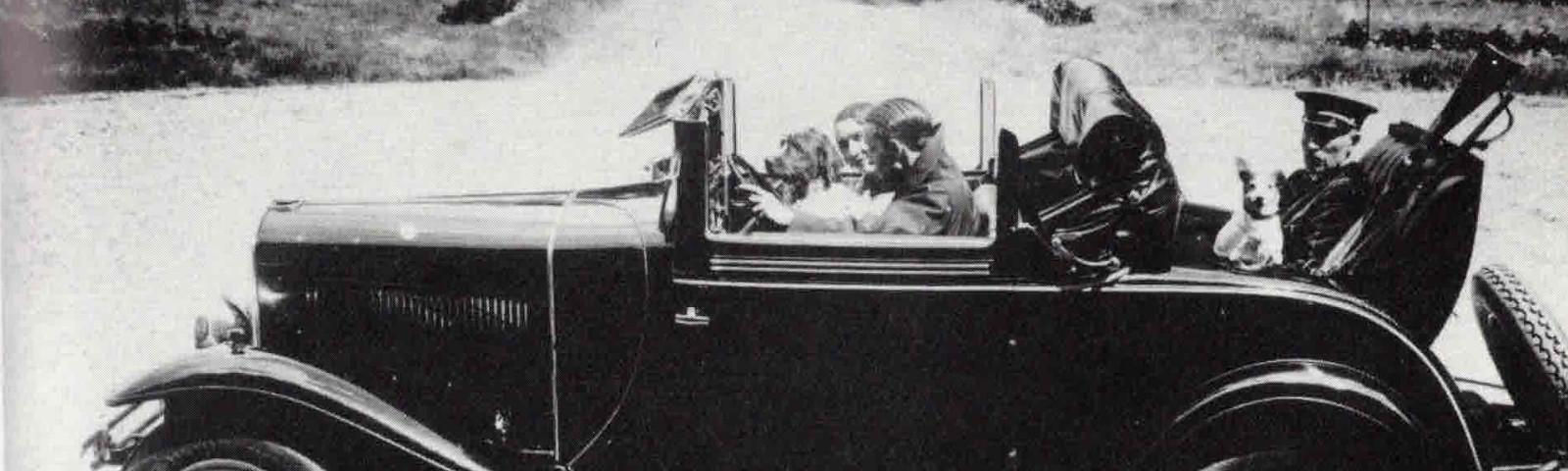 EL PEUGEOT 183, 12 SIX DE 1928