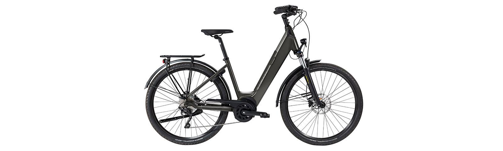 PEUGEOT Cycles reinventa la bicicleta urbana con Crossover